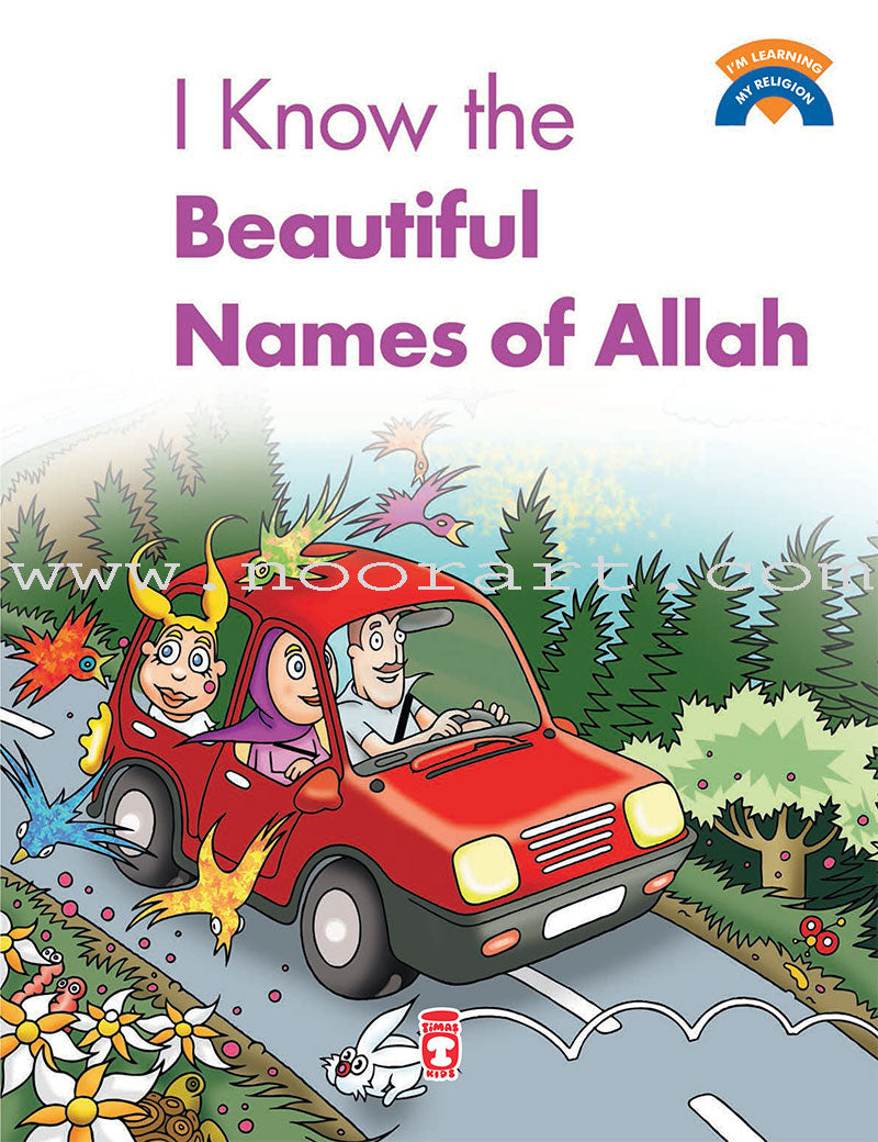 I'm Learning My Religion - I Know the Beautiful Names of Allah