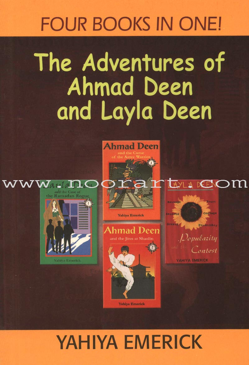 The Adventures of Ahmad Deen and Layla Deen