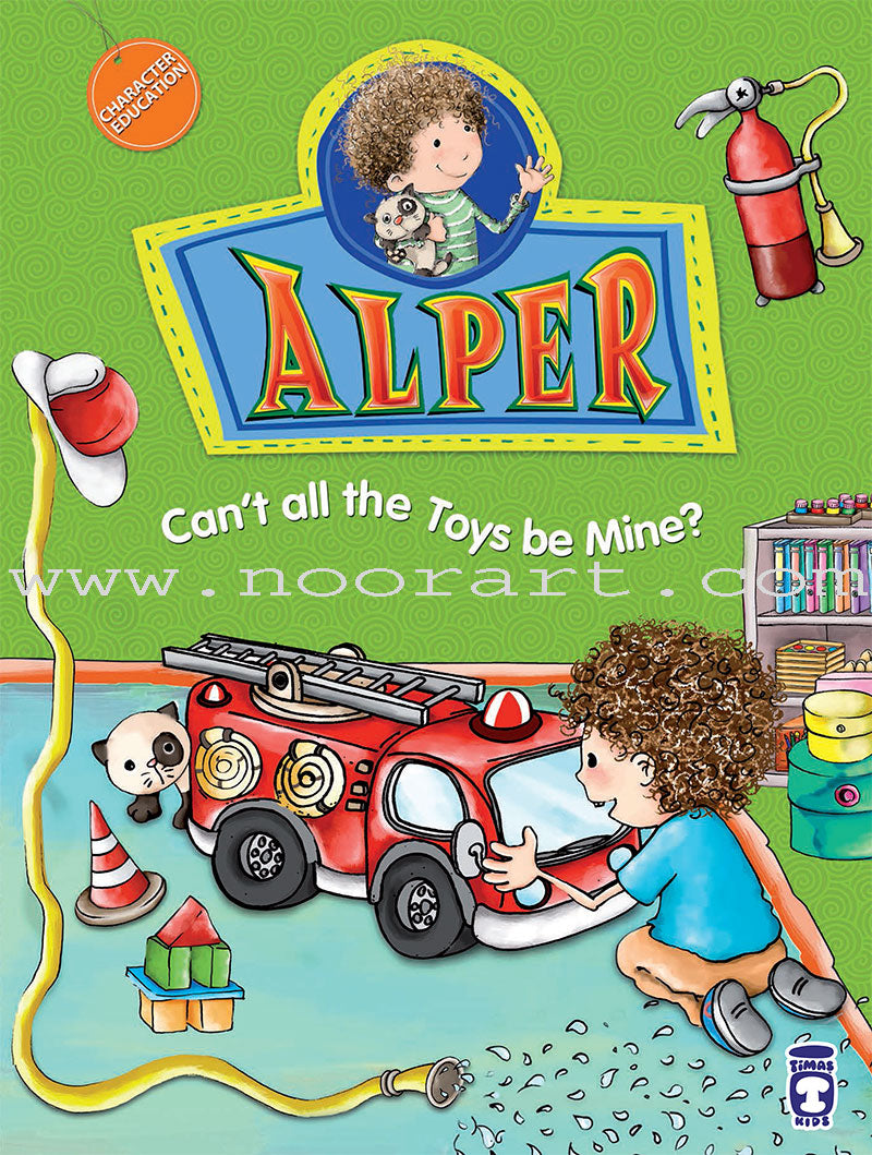 Alper – Can't all the Toys be Mine?