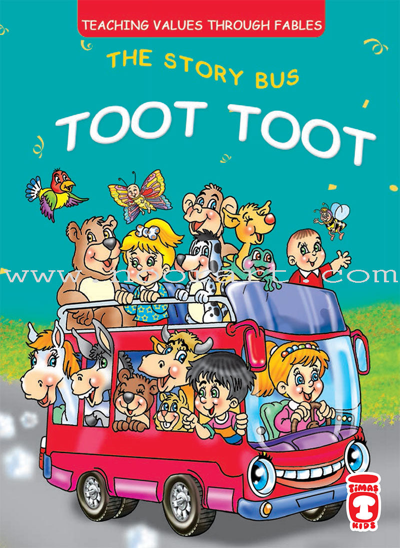 Teaching Values Through Fables: The Story Bus Toot Toot