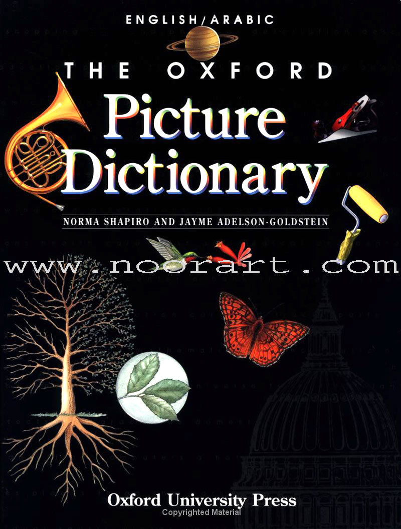 The Oxford Picture Dictionary English-Arabic