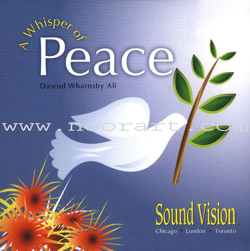 A Whisper of Peace (Audio CD)