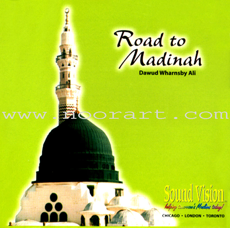 Road to Madinah (Audio CD)