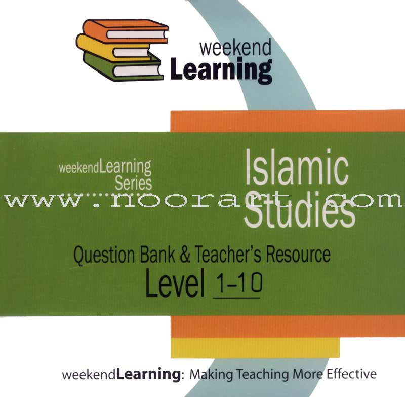 Weekend Learning Islamic Studies - Question Bank and Teacher's Resource: Levels 1-10 (Data CD)