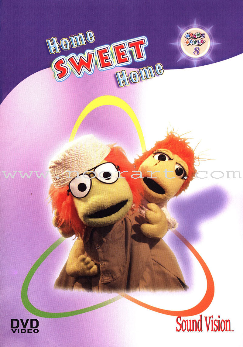 Adam's World - Home Sweet Home: Volume 8 (DVD)