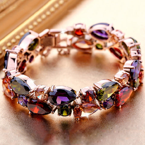 Myriad Gems Bracelet OFF924 - Gowns.sg