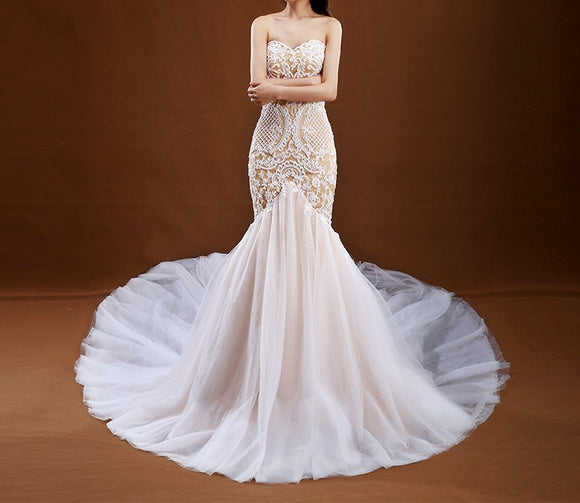 Lynette Gown (S-XL) - Gowns.sg
