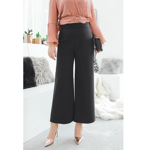 Slimming Work Plus Pants (L-4XL)