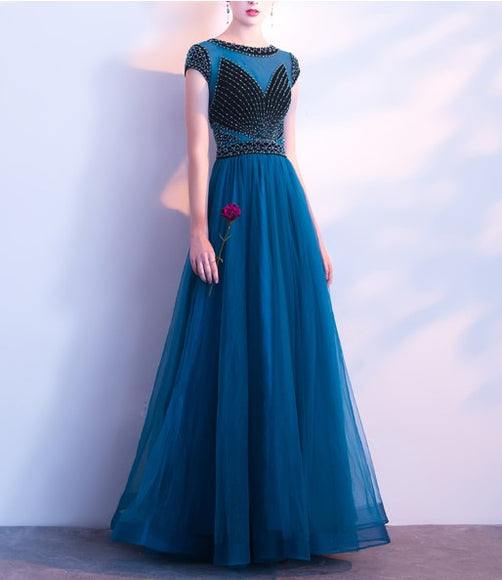 Aquamarine Gown - Gowns.sg