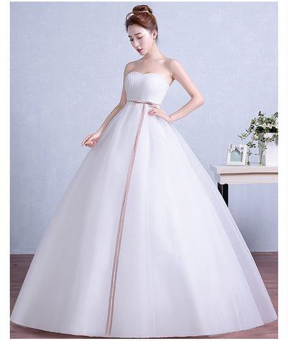 Glow Bridal Gown (S-3XL) - Gowns.sg