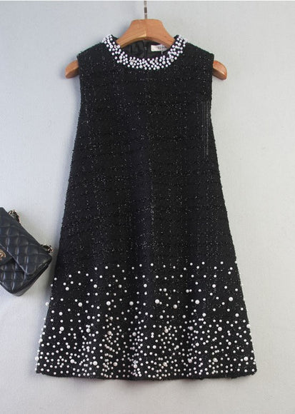 Astronomical Pearl Dress - Gowns.sg