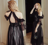 Gothic Lace Gown - Gowns.sg