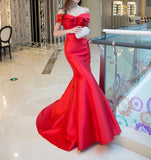Fit For A Queen Gown in Fire - Gowns.sg