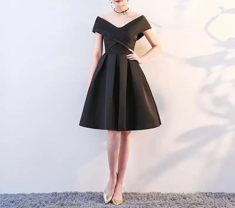 Cross Bandeau Flare Dress (S-XL) - Gowns.sg