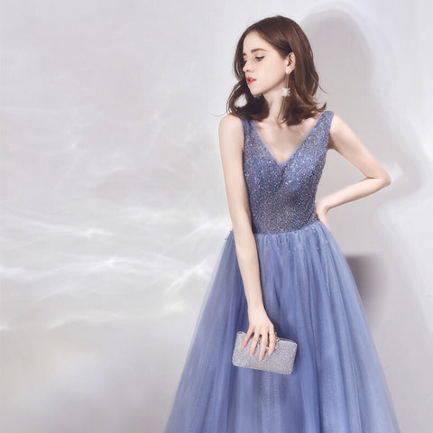 MAEVE Beaded Gown - Gowns.sg