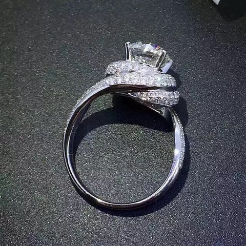 Stimulated Diamond Ring OFF821