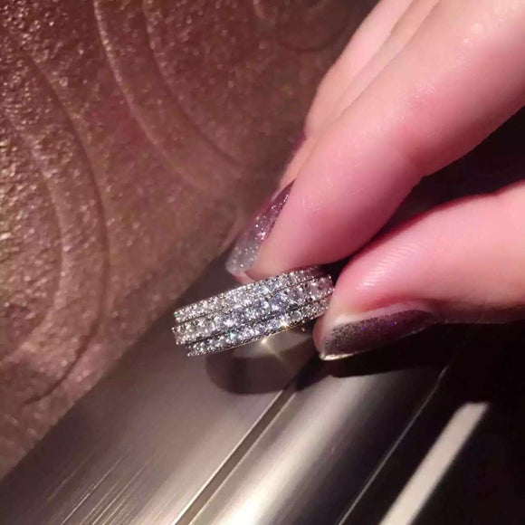 Stimulated Diamond Ring OFF900 - Gowns.sg