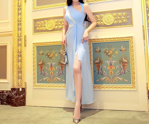 Pastel Maxi Gown (XS-XL) - Gowns.sg