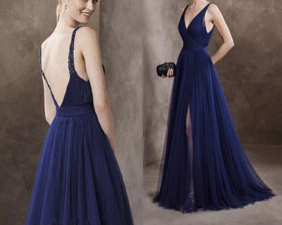 <EG066>Midnight Desires Evening Gown - Gowns.sg