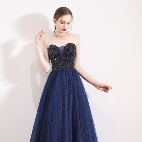 Glamor Queen Tube Gown - Gowns.sg
