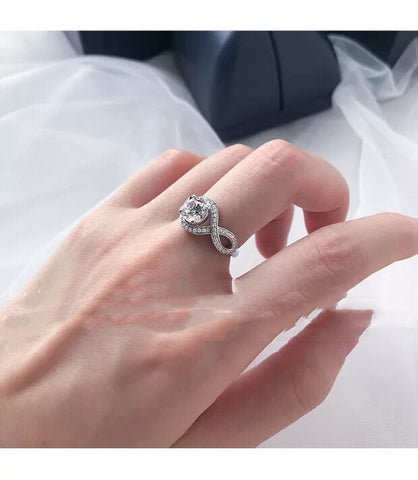 Stimulated Diamond Ring OFF806 - Gowns.sg