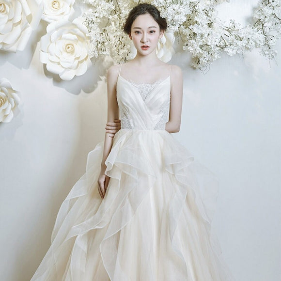 Sharla Ruffle Gown - Gowns.sg