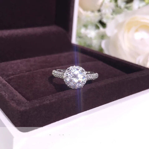 Stimulated Diamond Ring OFF921