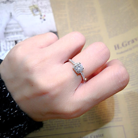 Stimulated Diamond Ring OFF808 - Gowns.sg