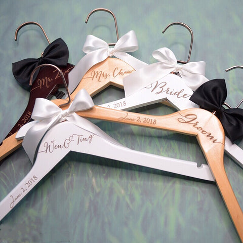 Personalised Name Hanger - Gowns.sg