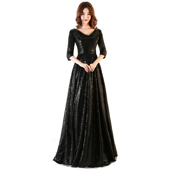 Plus Factor Evening Gown(XXL-5XL) - Gowns.sg