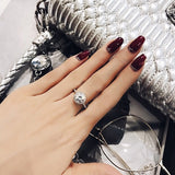 Stimulated Diamond Ring OFF919 - Gowns.sg