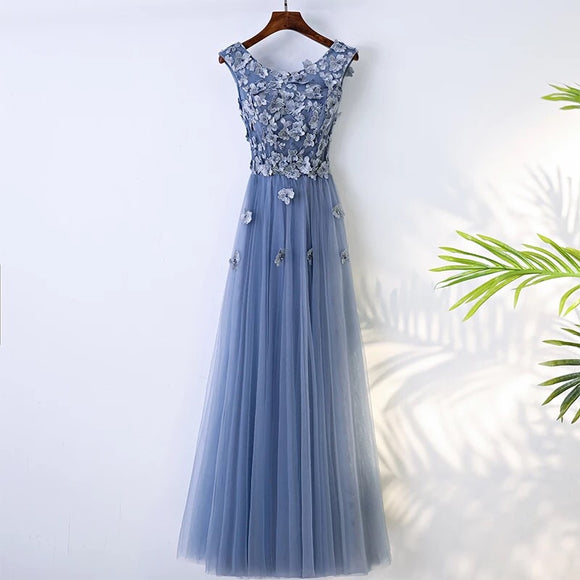 Tulip Sensation evening gown