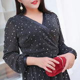 Star Cross Lovers Dress (L to 4XL)