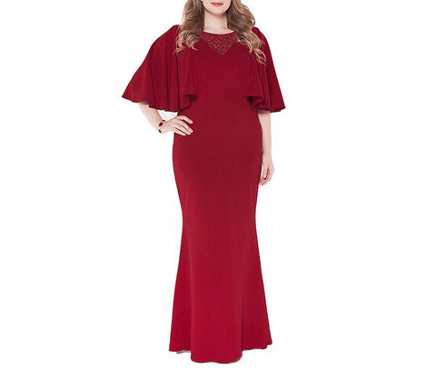 Russet PLUS Gown - Gowns.sg