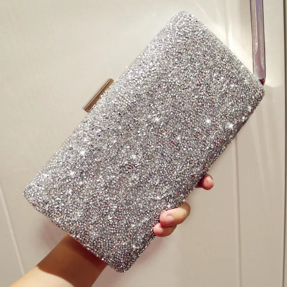 Evening Clutch Bag - Gowns.sg
