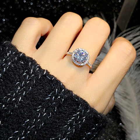 Stimulated Diamond Ring OFF905