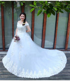 Trinkle Plus Wedding Gown (L onwards) - Gowns.sg