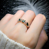 Stimulated Gem Ring OFF809 - Gowns.sg