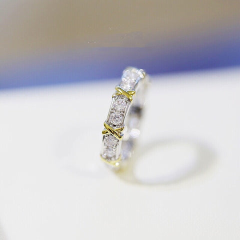 Stimulated Diamond Ring OFF920