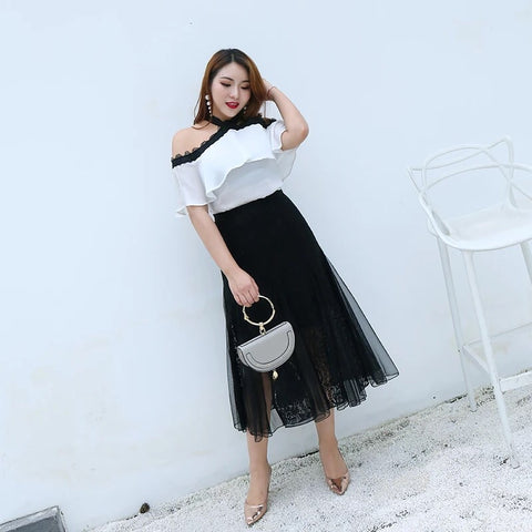 Samantha PLUS Dress (L to 4XL) - Gowns.sg