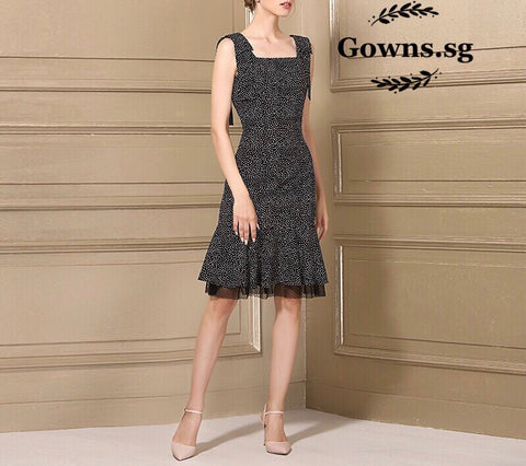 Joey Work Dress - Gowns.sg