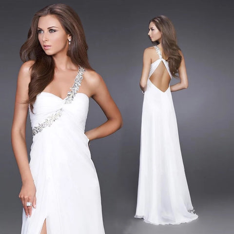 <best><EG005>Greek style Evening Gown - Gowns.sg