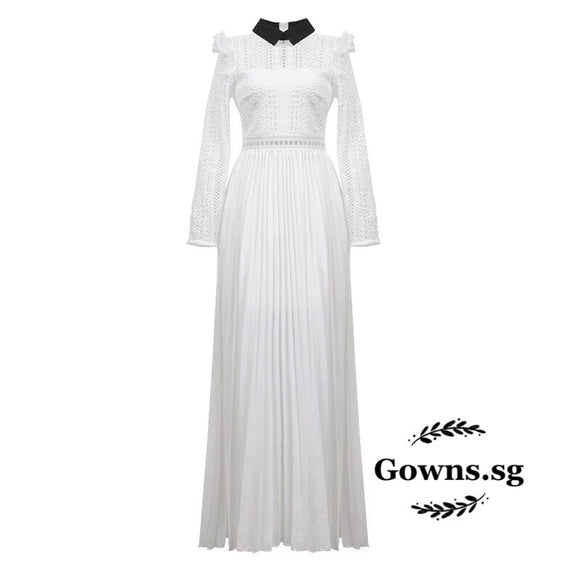 Denver Lace Gown - Gowns.sg
