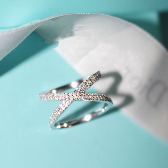 Stimulated Diamond Ring OFF824 - Gowns.sg