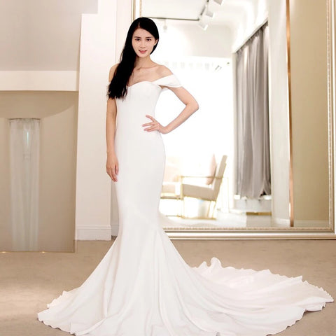 Genesis Wedding Gown - Gowns.sg