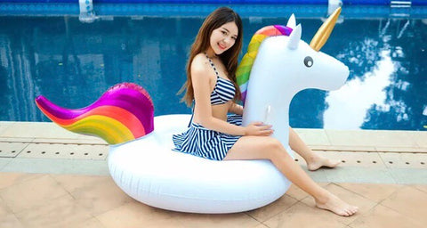 Unicorn Float - Gowns.sg