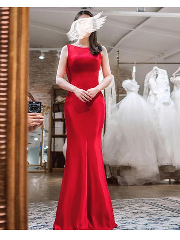 Teresa Fire Gown - Gowns.sg