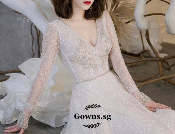 Nyla Gown (S-XL) - Gowns.sg