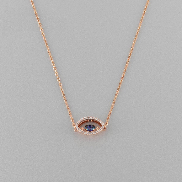 Evil Eye Necklace - Gowns.sg