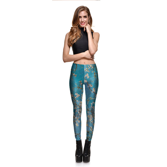 Oriental Leggings - Gowns.sg